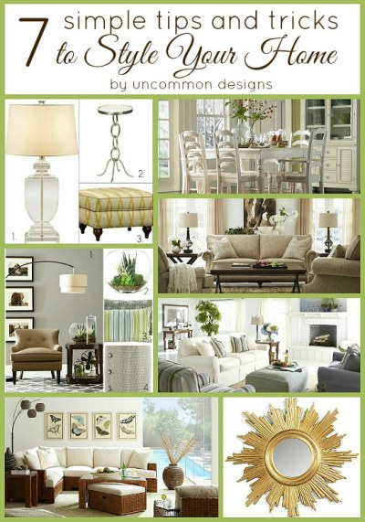 7 Simple Tips and Tricks to Style Your Home |Simple Home Decorating