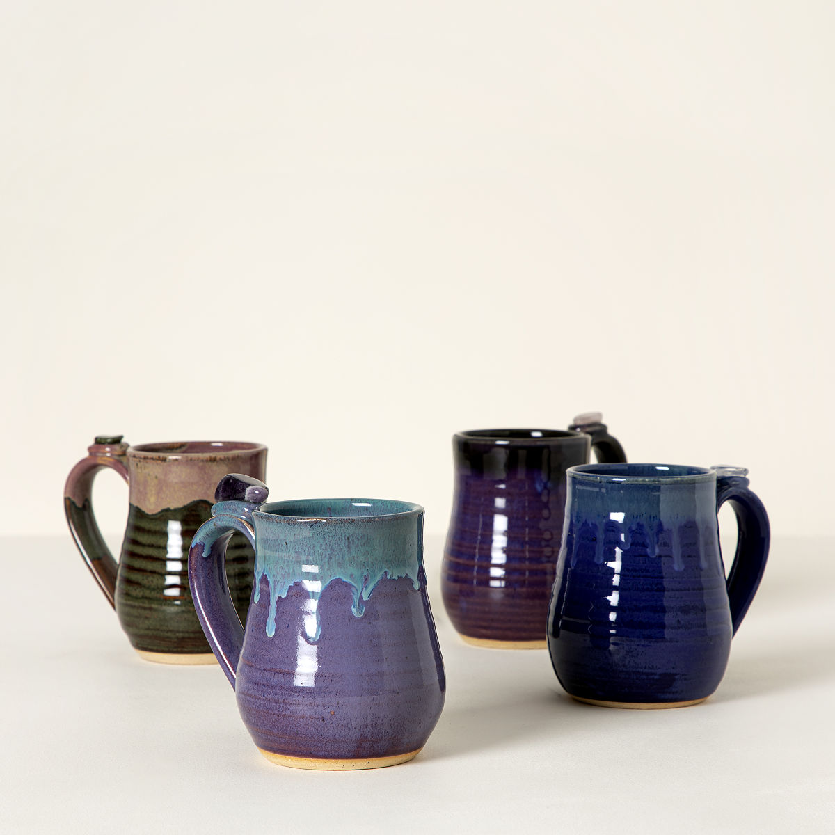 Phantasy Healing Stone Mugs Thumbnail Healing Stone Mugs Ceramic Quartz Uncommongoods Pottery Mugs Without Handles Making Pottery Mug Handles furniture Pottery Mug Handles