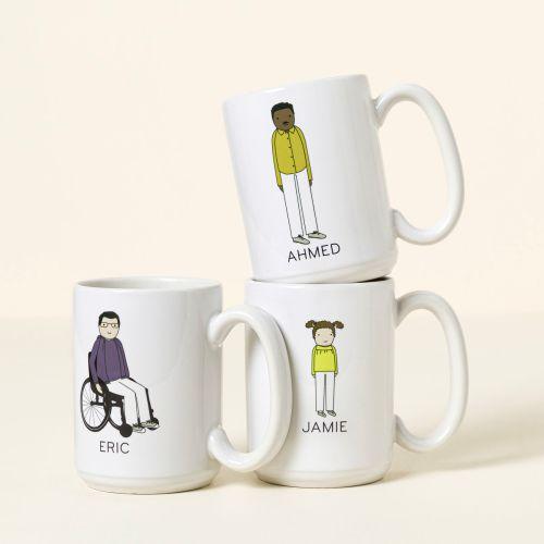 Medium Of The Office Star Mug