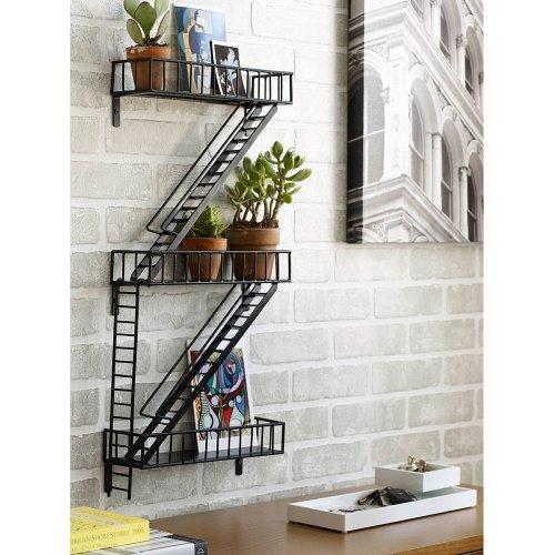 Medium Of Interior Design Wall Shelves