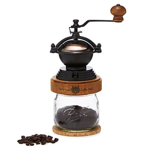 steampunk coffee grinder