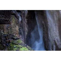 Small Crop Of Fish Canyon Falls
