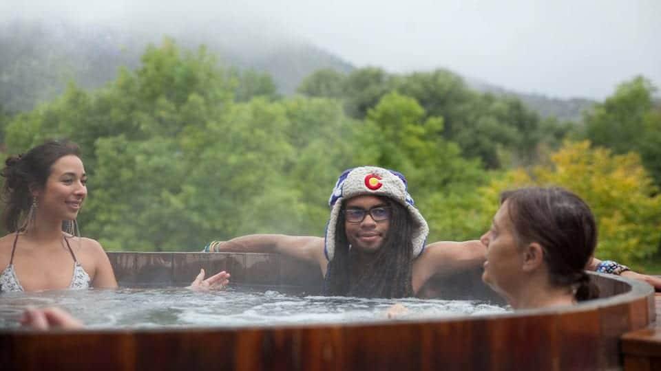 12 Best Hot Springs Resorts In Colorado Top Public Hot