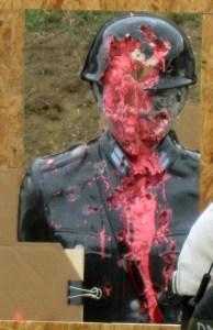 nazi zombie target