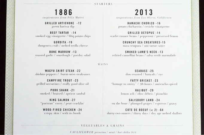 Art of the Menu Matteiu0027s Tavern - white paper pdf