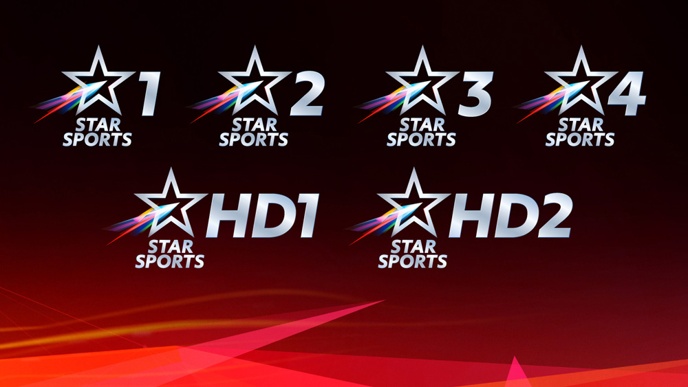 Brand New New Logo and On-air Look for Star Sports by venturethree
