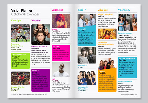 Magazine article What to say when Spreads Pinterest - proposal layouts