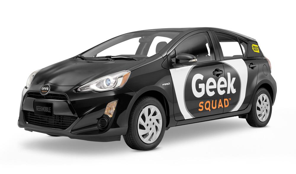 Geek Squad Autotech Logo