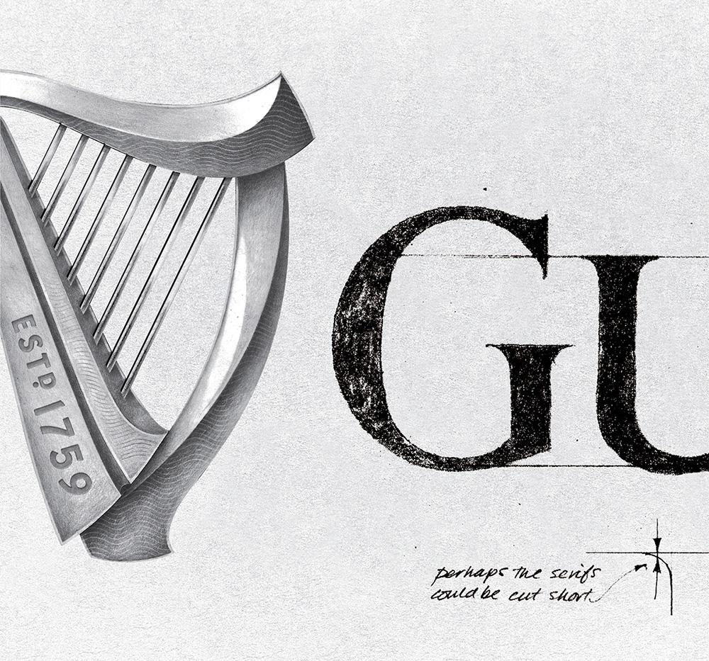 Car Brand Logos Wallpaper Brand New New Logo For Guinness By Design Bridge
