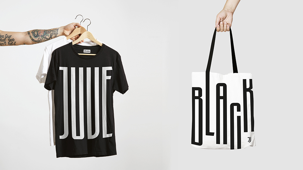 Brand New New Logo and Identity for Juventus by Interbrand - business presentation