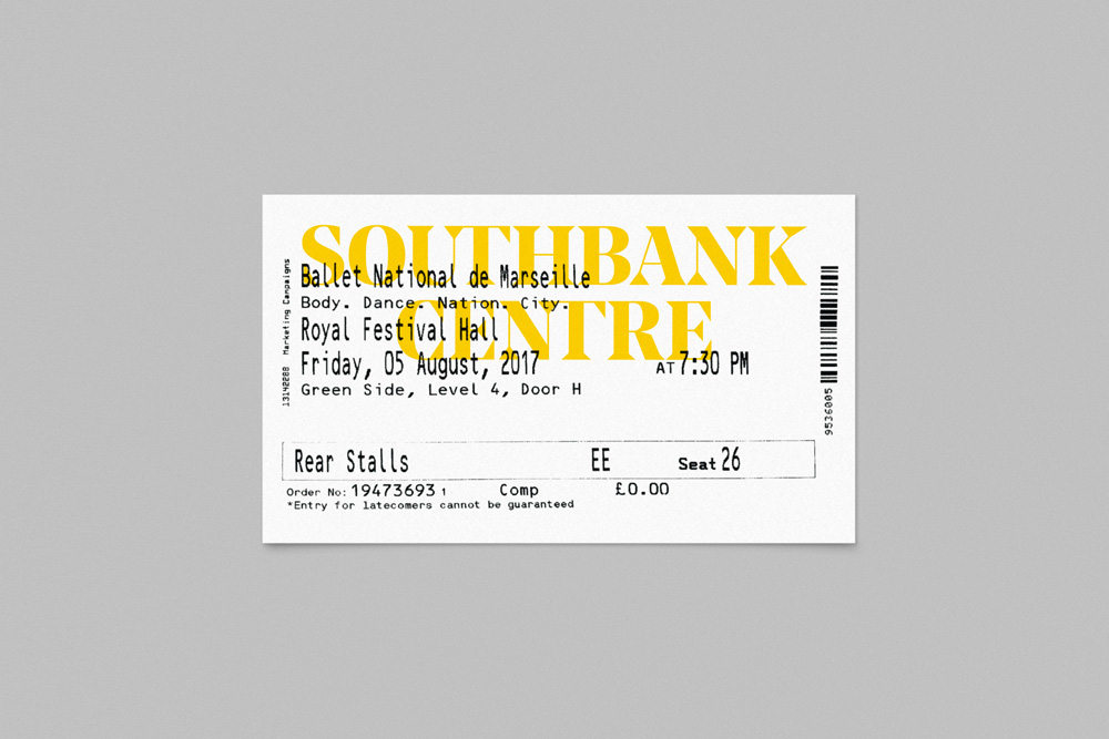 Brand New New Logo and Identity for Southbank Centre by North - simple cover letter examples