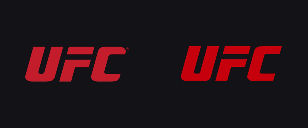 Black Live Wallpaper Brand New New Logo Identity And On Air Look For Ufc By
