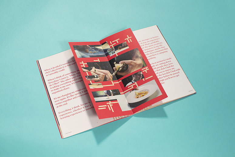 FPO Unfiltered Magazine - property brochure