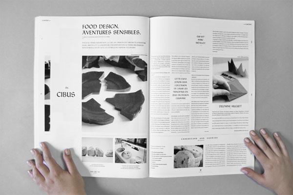 FPO Say What Studio Newspaper - studio brochure