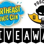 NorthEast Comic Con/Undercover Capes Weekend Pass GIVEAWAY!