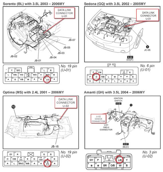 Kia Sorento Wiring Diagram Schematic Diagram Electronic Schematic