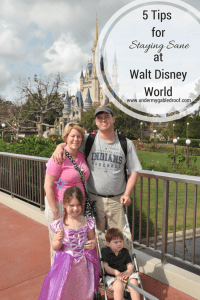 How to stay sane at Walt Disney World-5 tips to help