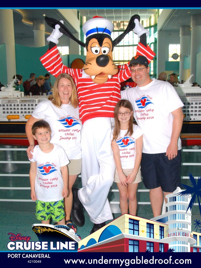 Fun and easy DIY Disney Cruise shirts for your next Disney Cruise adventure including a t-shirt idea for Pirate Night. Shirts made with the Silhouette Cameo and HTV so no embroidery needed.