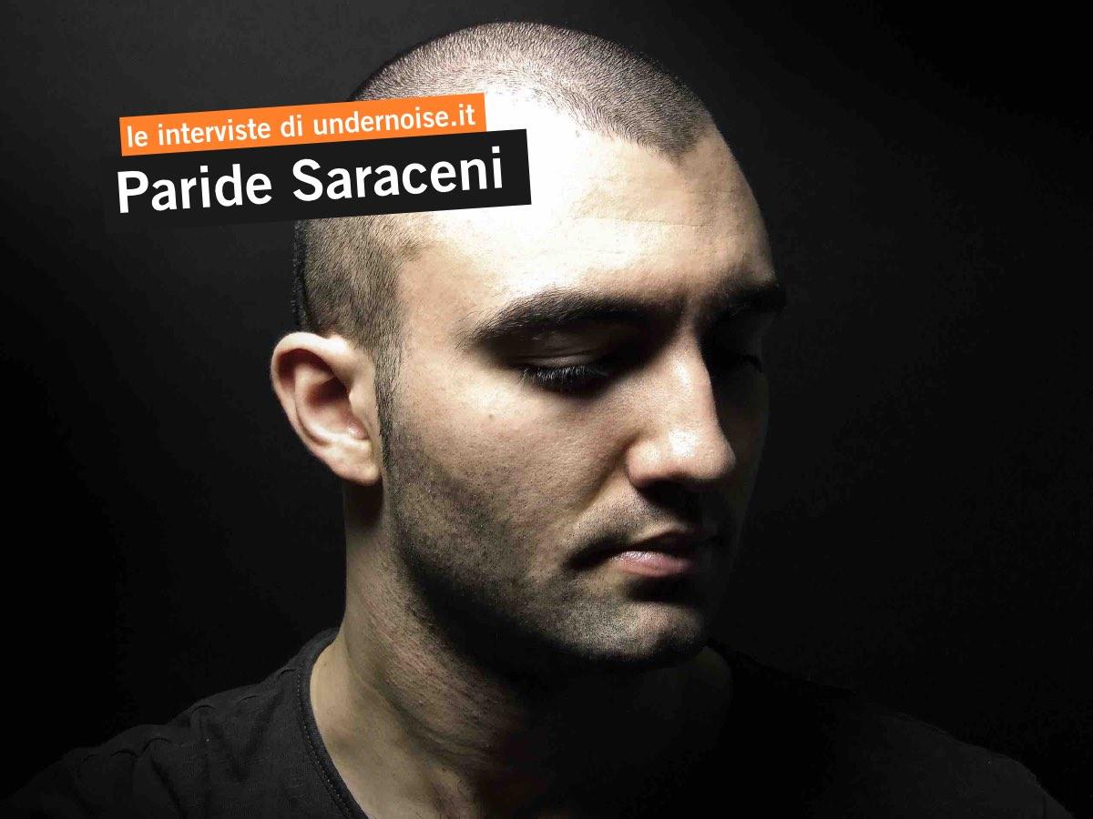 Intervista a Paride Saraceni