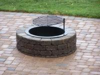 In Ground Fire Pit Plans | A Creative Mom