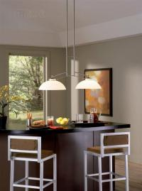 Choosing Kitchen Island Lighting Fixtures | A Creative Mom