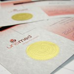 UNeMed 2016 Boot Camp completion certificates