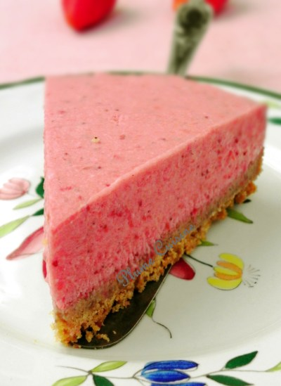tarte mousse fraise (4)