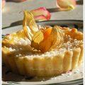 Tarte mangue-ananas
