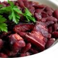 Haricots Rouges Consommé