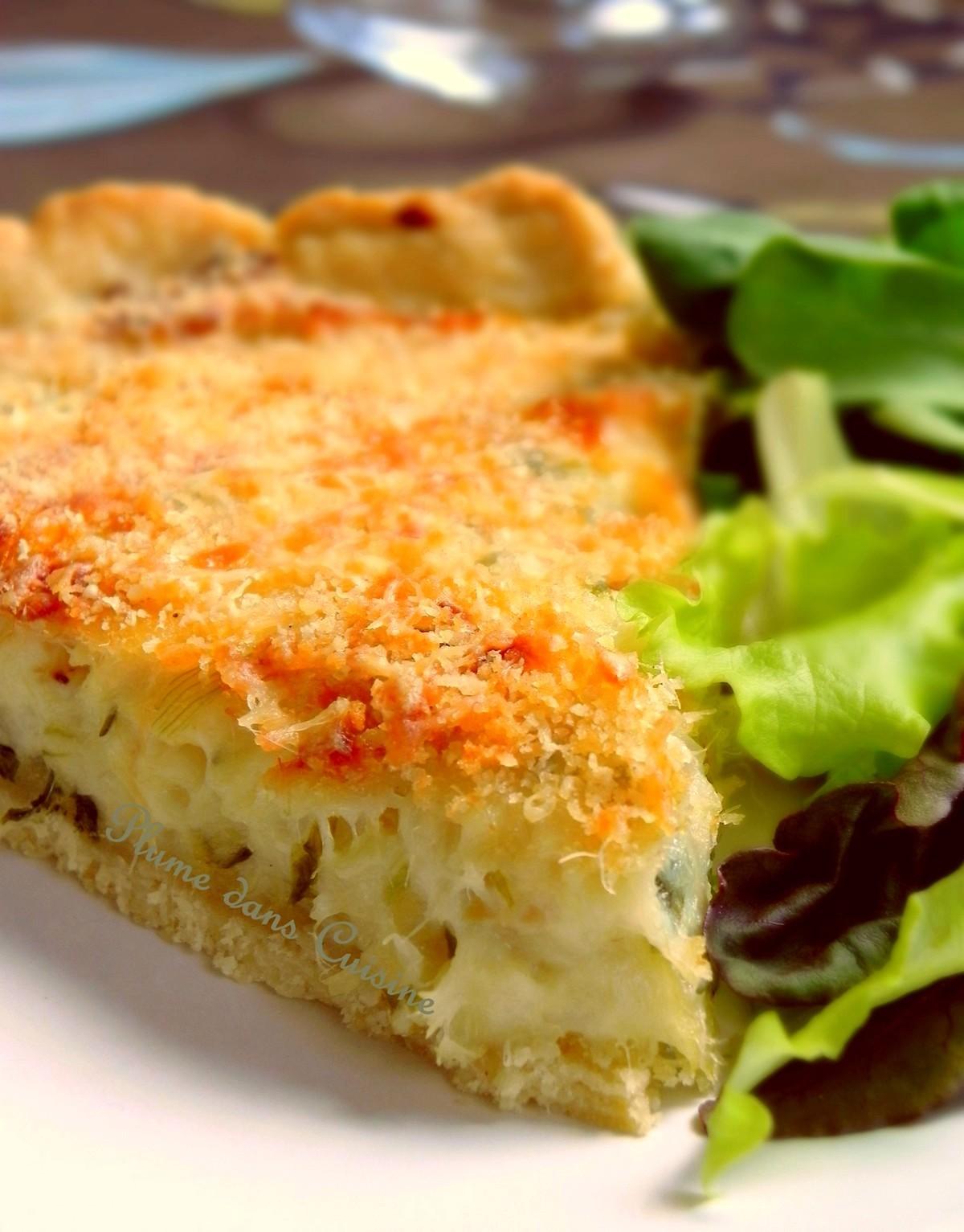 Tarte la morue antillaise - Recette cuisine antillaise ...