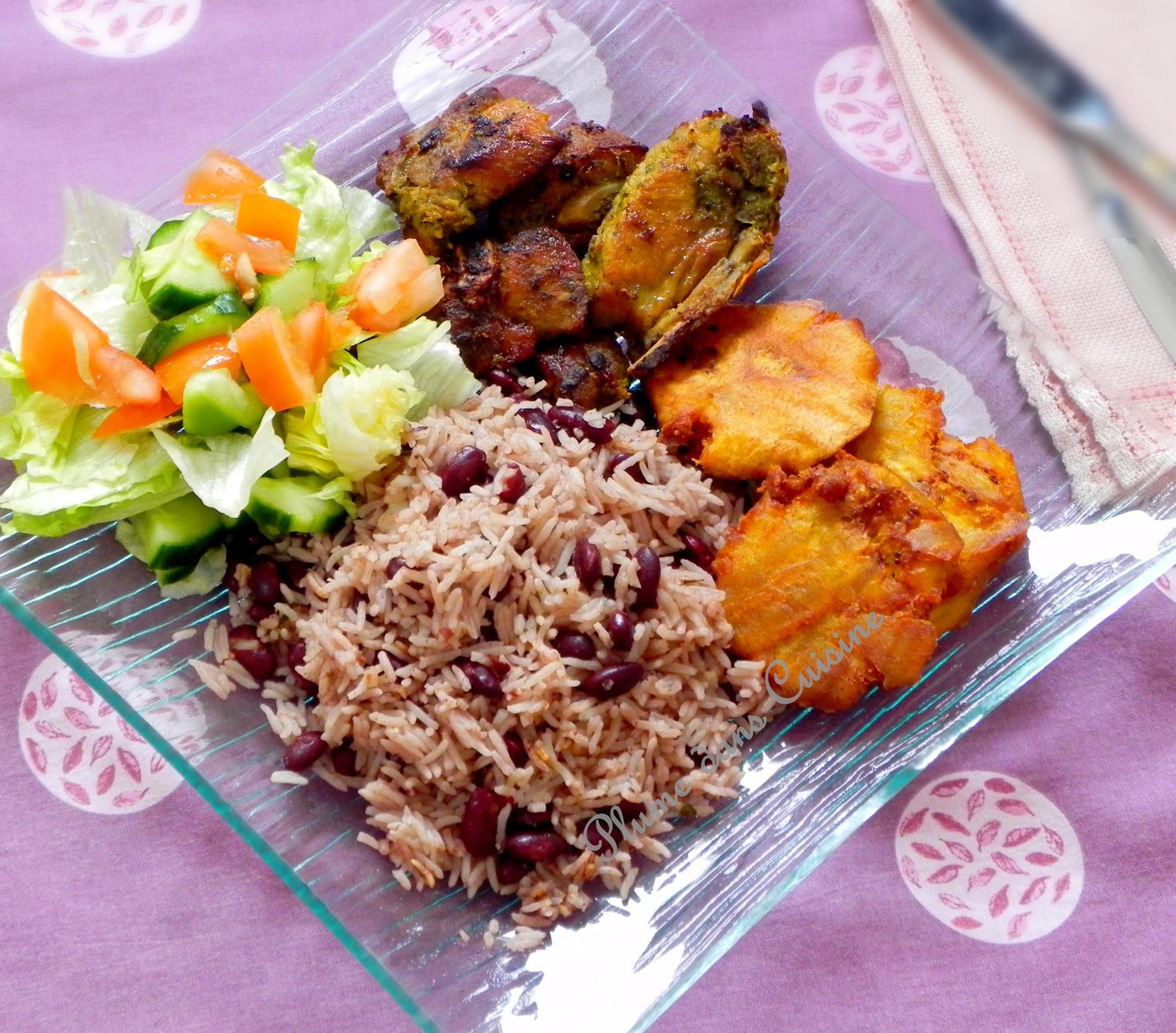 Image gallery nourriture haitienne - Image de cuisine ...