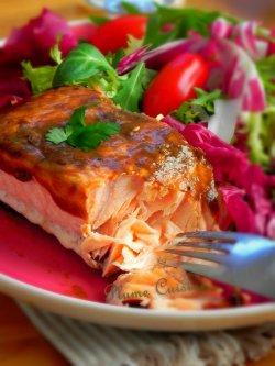 saumon vinaigre balsamique (9)