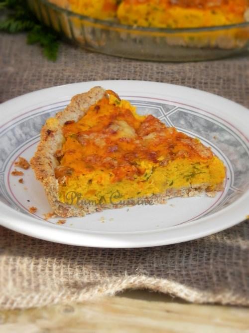 Tarte-aux-carottes