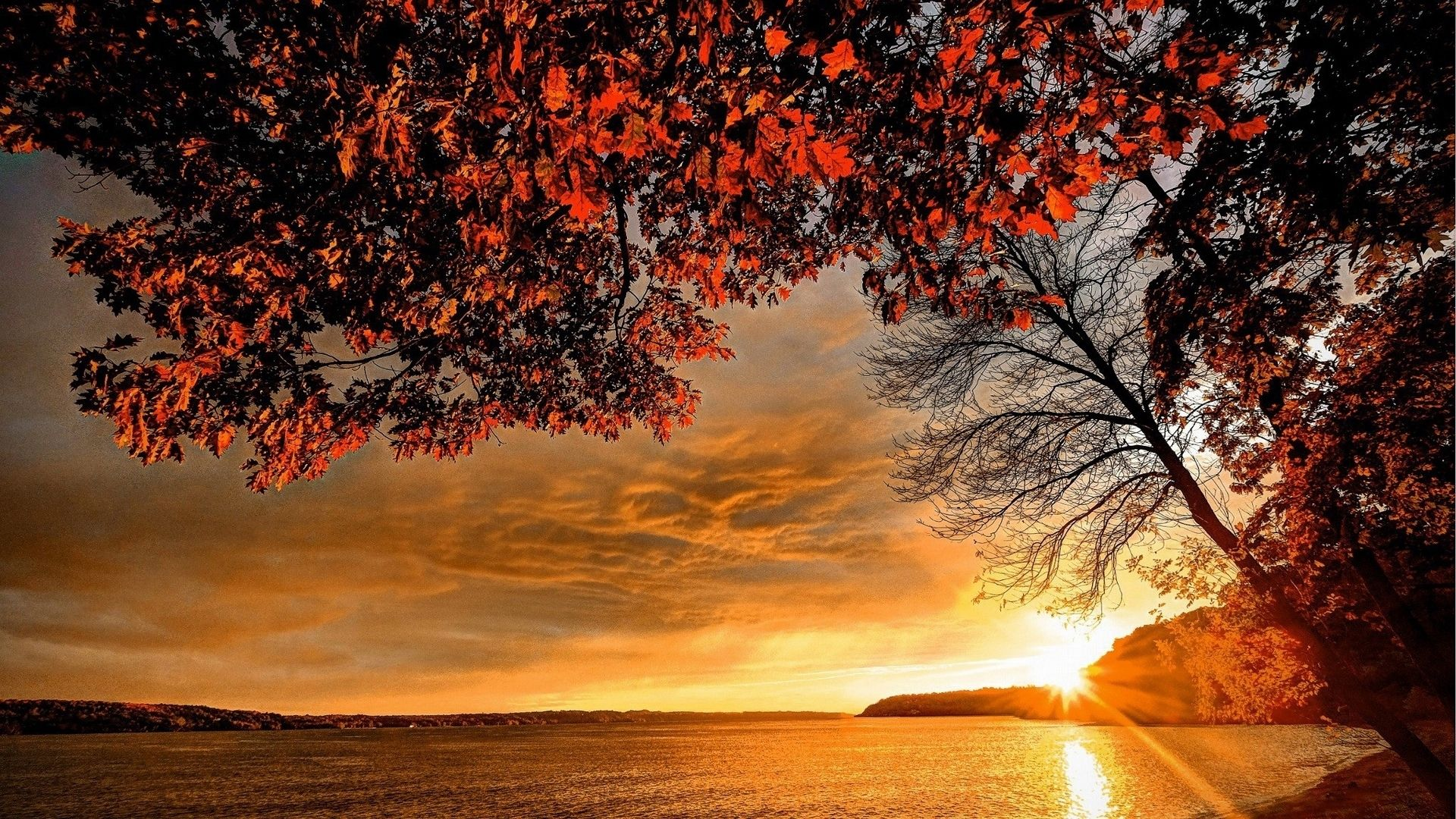 Fall Hd Wallpapers 1080p Widescreen 15 Paysages 224 Mettre En Fonds D 233 Cran Fonds D 233 Cran