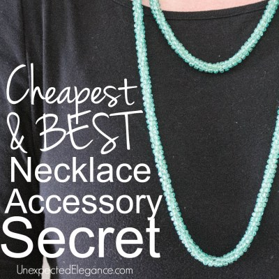 How to Layer a Necklace | Cheapest & BEST Necklace Accessory Secret