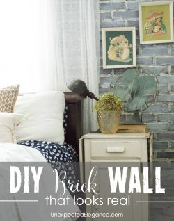 Great Room Colors Unexpected Elegance Faux Brick Wallpaper Lowes Faux Brick Wall Kitchen Do You Have A Space That Needs A Little Bit Love Look Diy Brick Wall Texture