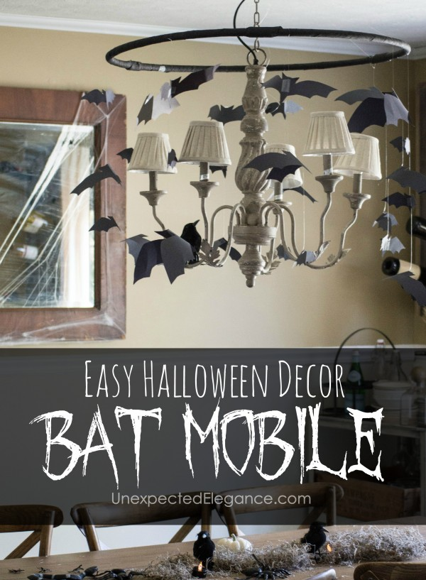 Cheap and easy halloween decorations unexpected elegance - Cheap and easy halloween decorations ...