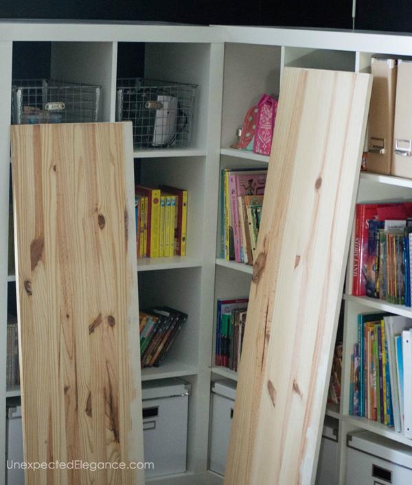 Corner Cabinet IKEA Hack - Unexpected Elegance