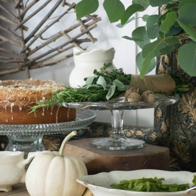How to Create a Thanksgiving Buffet Station