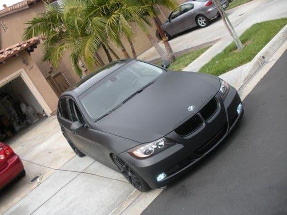 330i Flat Black