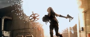 Resident Evil: Afterlife Trailer Enters The Matrix