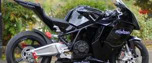 World's First Zero Emission Electric Motorcycle