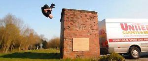 Damien Walters – Superhuman Gymnast?