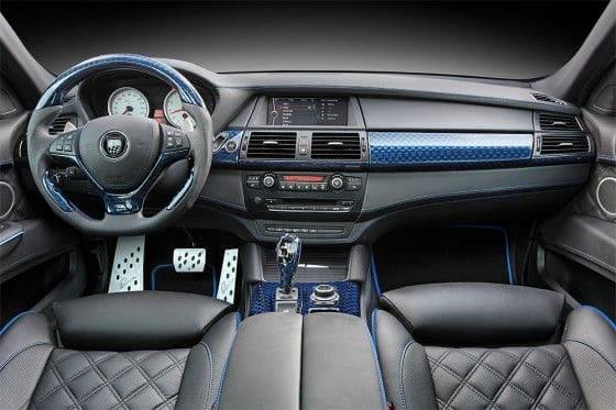 BMW CLR X650 M