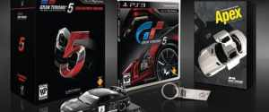 Gran Turismo 5 Collectors Edition Game Pack