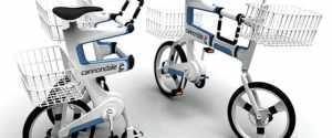Transformer Bike – Turns Into A Shopping Cart