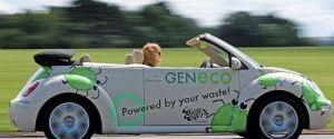 Bio Bug – Car Powered By Human Poo