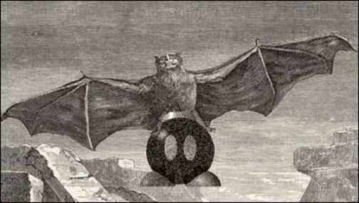 American Bat Bombs concept