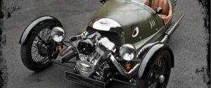 All-New 2011 Morgan 3 Wheeler