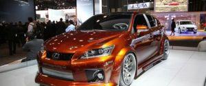 World's Most Powerful Lexus CT 200h Hybrid